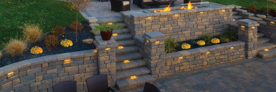 Enhance the value and appeal of your landscaping project.
